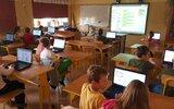 Głusk: Mistrzowie kodowania z SP Kalinówka (foto)