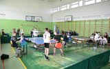 Księżpol: Powiatowe podium pingpongistów