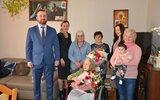 Trzydnik Duży: Setne urodziny Anieli Ufniarz