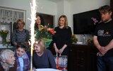 Zwierzyniec: Setne urodziny Janiny Szteligi