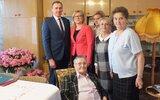 Hrubieszów: 100 lat Marii Winiarskiej (foto)