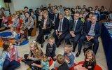 Gmina Łuków: 70-lecie biblioteki ze świątecznym konkursem (foto)