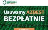 Stary Brus: Zgłoszenia na usuwanie azbestu