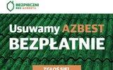Krzywda: Unijna pomoc w usuwaniu azbestu