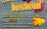 Wiśniew: Jesienny koncert w ośrodku kultury