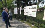 Nałęczów: Plenerowa wystawa