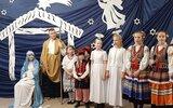 Gmina Łuków: Biblijne widowisko zespołu