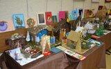 Gościeradów: Wystawa bożonarodzeniowych szopek i kartek (foto)