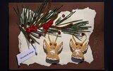Józefów: Nagrody za świąteczne kartki podzielone (foto)