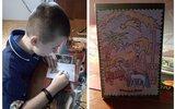 Gościeradów: Bożonarodzeniowe szopki i kartki przed oceną (foto)