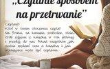 Głusk: Czytanie sposobem na przetrwanie