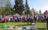 Józefów: Żywy pomnik 100-lecia niepodległości (foto)