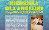 Tyszowce: Charytatywny festyn dla Angeliki