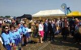 Wojciechów: Dwie nagrody na dożynkach w Radawcu (foto)