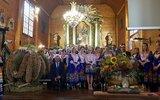 Wojciechów: Deszczowe święto plonów (foto)