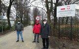 Krynice: Droga w Dzierążni po remoncie