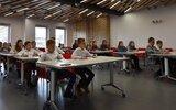 Modliborzyce: Pióro burmistrza dla mistrzyni ortografii (foto)