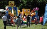 Nałęczów: Udany pomysł obchodów Dnia Dziecka (foto)
