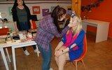 Trzydnik Duży: Nie tylko artystyczne obchody Dnia Kobiet (foto)