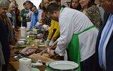 Obsza: Dzień Kobiet z mistrzem kuchni (foto)