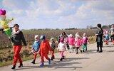 Nowodwór: Wiosna przedszkolaków (foto)