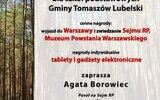 Gmina Tomaszów Lubelski: Patriotyczny konkurs ekologiczny