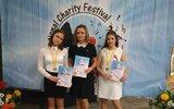 Dzierzkowice: Podwójny sukces w międzynarodowym debiucie (foto)