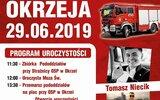 Krzywda: Strażackie święto w Okrzei