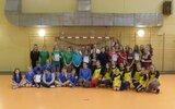 Nowodwór: Podwójne podium piłkarek w Kłoczewie