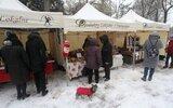 Nałęczów: Przedświąteczne zakupy na kiermaszu (foto)
