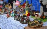 Tyszowce: Przedświąteczne zakupy na jarmarku (foto)