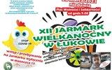 Gmina Łuków: Jarmark wielkanocny w reżimie sanitarnym