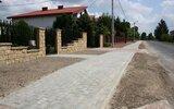 Parczew: Chodnik w Jasionce jest, prace w osiedlach na ukończeniu