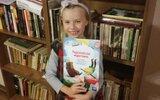 Głusk: Ośmioletnia pisarka
