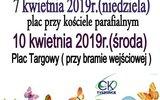 Tyszowce: Wielkanocny kiermasz w SCK