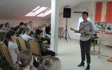 Krzywda: Spotkanie autorskie z Izabellą Klebańską (foto)