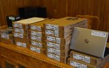 Gościeradów: Laptopy dla szkół (foto)
