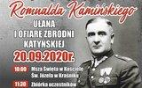 Dzierzkowice: Pamięci majora Romualda Kamińskiego