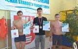 Księżpol: Mistrz pływania Marcin Micyk