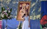 Gościeradów: Maryjno-patriotyczne pieśni w Księżomierzy (foto)