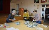 Komarów-Osada: Szyją aż miło
