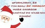 Obsza: Mikołaj odwiedzi grzeczne dzieci