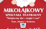 Trzydnik Duży: Teatralne Mikołajki w ośrodku kultury