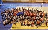 Wojcieszków: Mikołajkowy Turniej Mini-Siatkówki