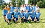 Krynice: Piłkarscy wicemistrzowie powiatu (foto)