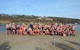 Krasnobród: Pierwsze morsowanie w uzdrowisku (foto)