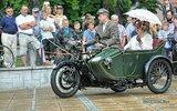 Nałęczów: Zabytkowe motocykle ruszają na trakt
