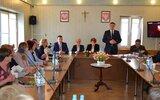 Tyszowce: Pierwsza narada sołtysów (foto)