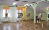 Krynice: Wystawa malarstwa Stefanii Wójcik
