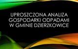 Dzierzkowice: Przypomnienie o zmianach w systemie śmieciowym